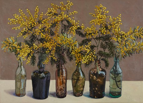 Lucy Culliton still life, currently showing at the Mosman Art Gallery