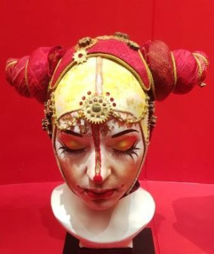 Circus headpiece