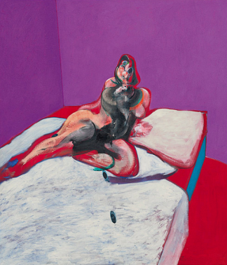 A Francis Bacon portrait of Henrietta Moraes